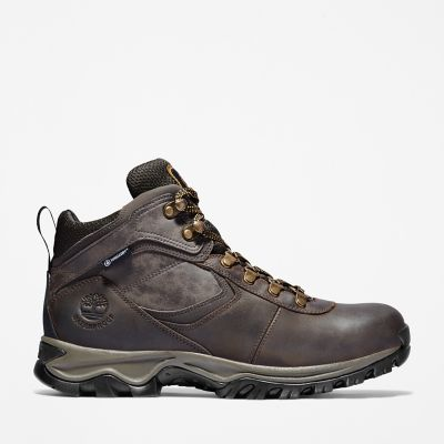 Men S Mt Maddsen Mid Waterproof Hiking Boots Timberland