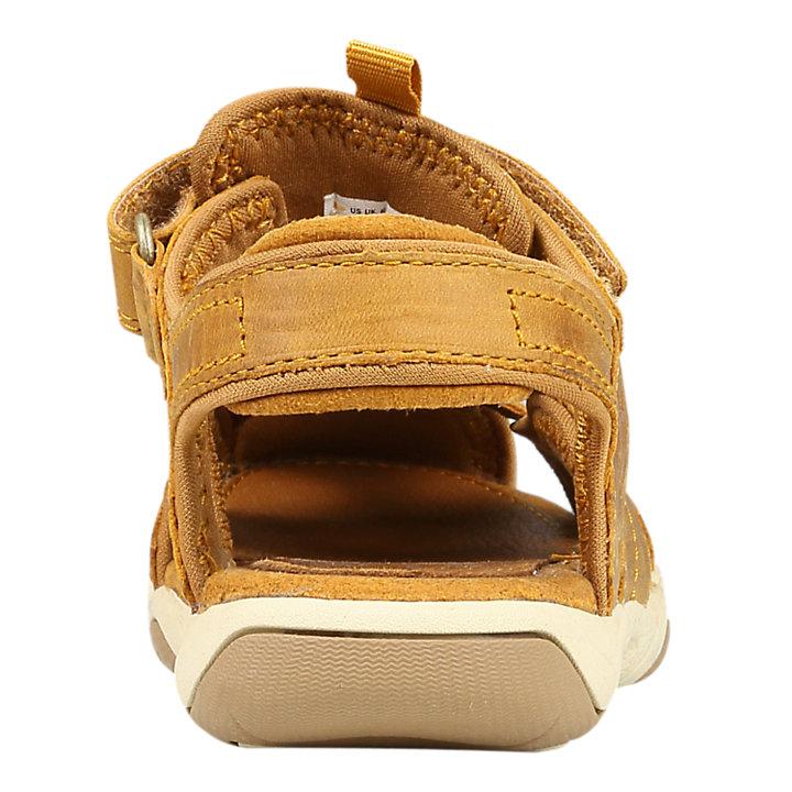 a9e4d067a848 Junior Oak Bluffs Leather Fisherman Sandals