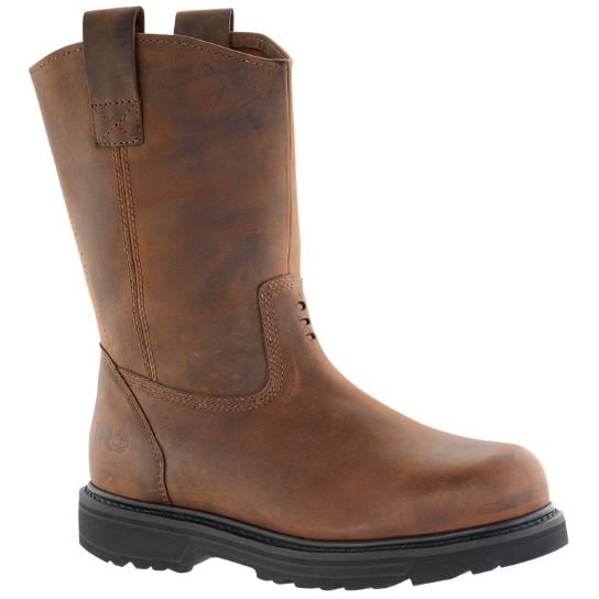 Men's Timberland PRO® Steel Toe Wellington Work Boots