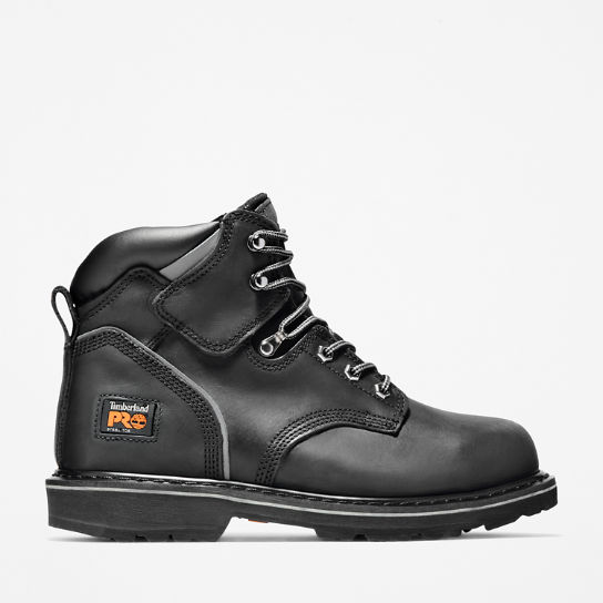 Men S Timberland Pro Pit Boss 6 Steel Toe Work Boots