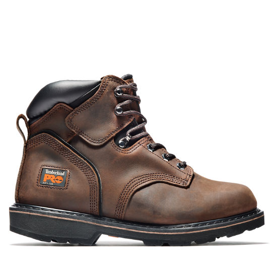 "Men's Timberland PRO® Pit Boss 6"" Soft Toe Work Boots"