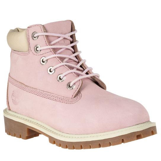 Timberland 6 Inch Premium Boot W Winterschuhe pink