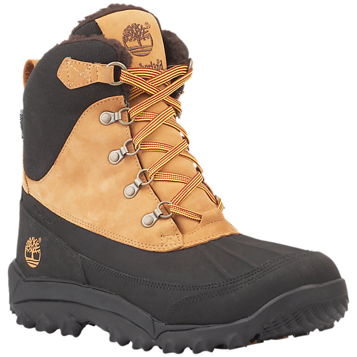 Men's Rime Ridge 6-Inch Waterproof Duck Boots-