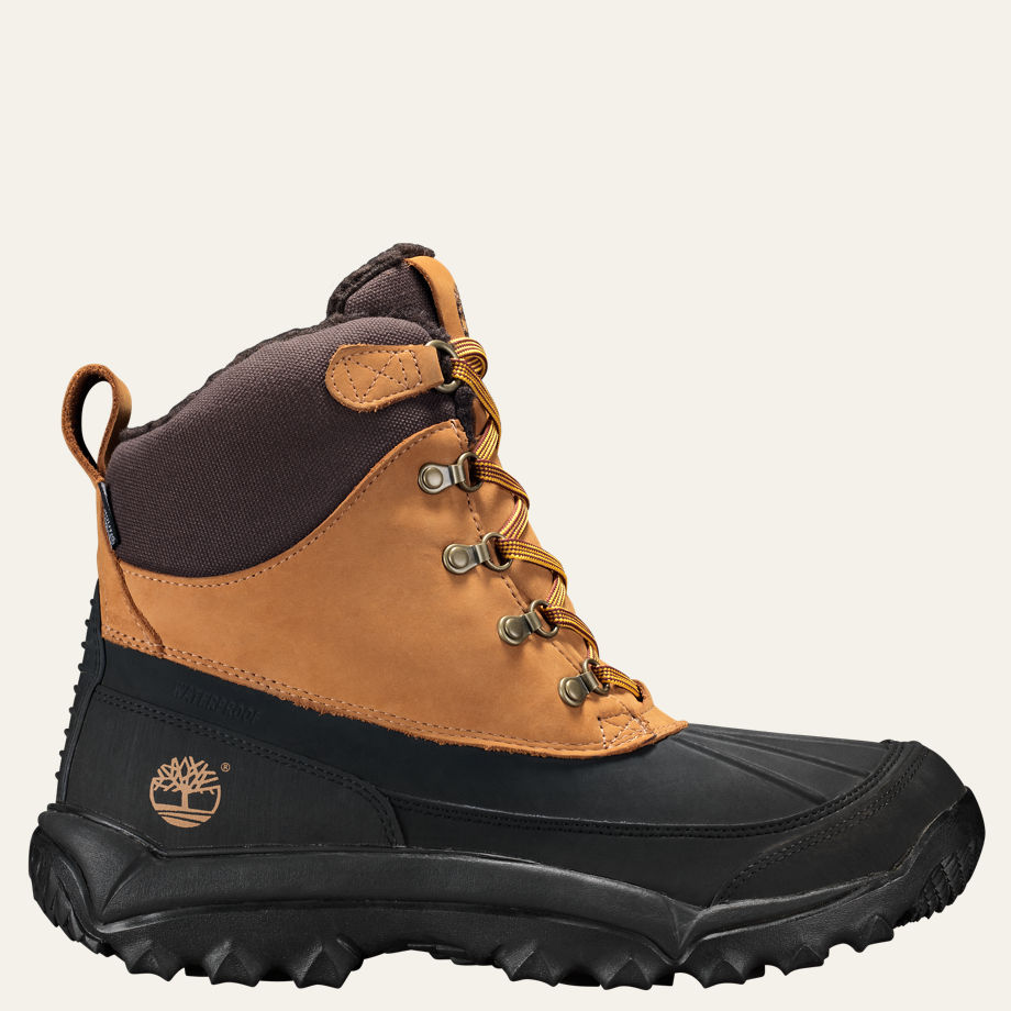 Men's Rime Ridge 6-Inch Waterproof Duck Boots