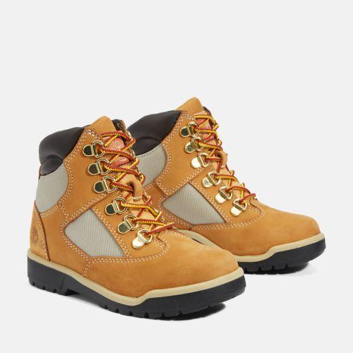 Junior Timberland® 6-Inch Field Boot-