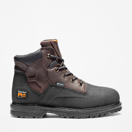 "Men's Timberland PRO® PowerWelt 6"" Steel Toe Work Boots"