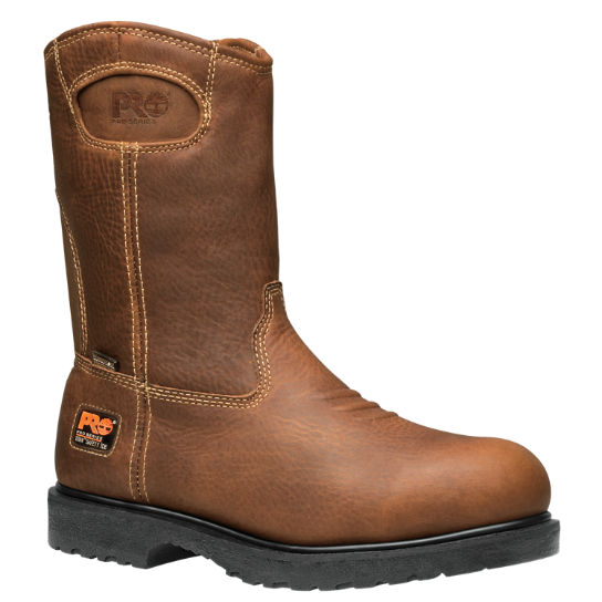 Men's Timberland PRO® TiTAN® Wellington Alloy Toe Work Boots
