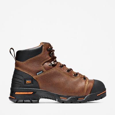 Men's Timberland PRO® Endurance 6-Inch Waterproof Steel-Toe Work