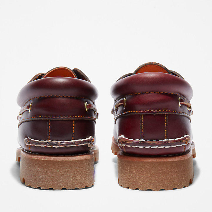 Men's Timberland® Icon 3-Eye Classic Handsewn Lug Shoes-