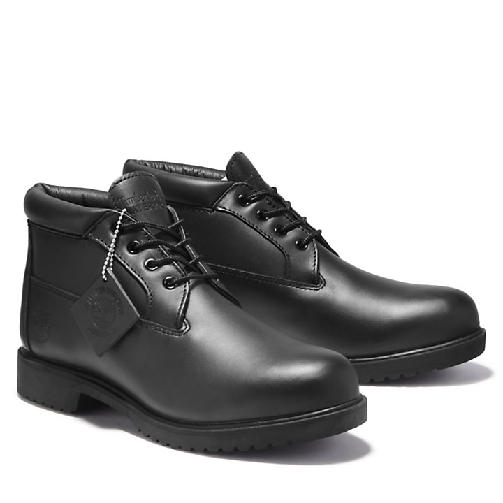 Men's Classic Waterproof Chukka Boots-