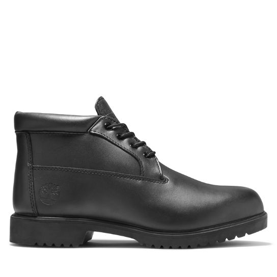 Men's Classic Waterproof Chukka Boots