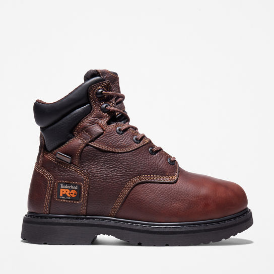 "Men's Timberland PRO® Flexshield Met Guard 6"" Steel Toe Work Boots"