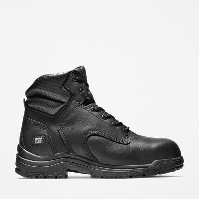 "Men's Timberland PRO® TiTAN® 6"" Comp Toe Work Boots   Timberland US Store"