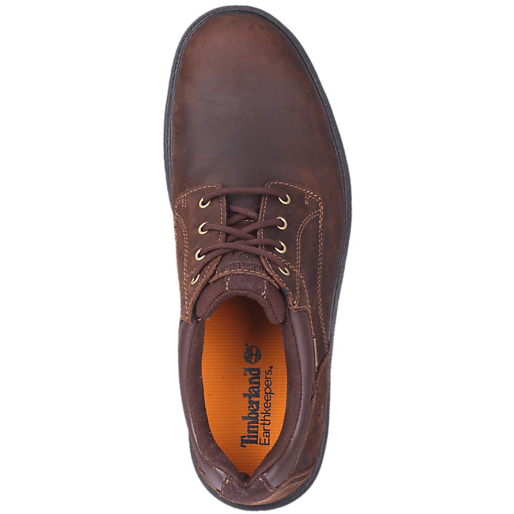 Timberland richmont plain toe oxford with gore tex membrane