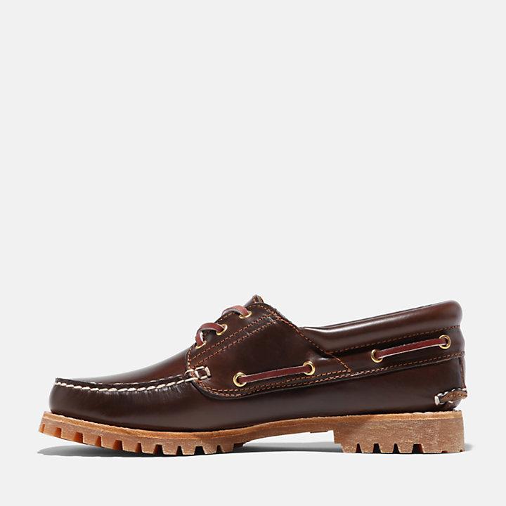 Women's Heritage Noreen 3-Eye Handsewn Shoes-