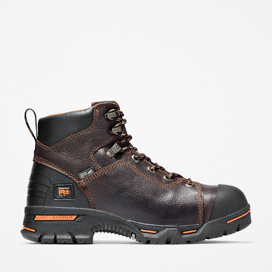 "Men's Timberland PRO® Endurance 6"" Steel Toe Work Boots"