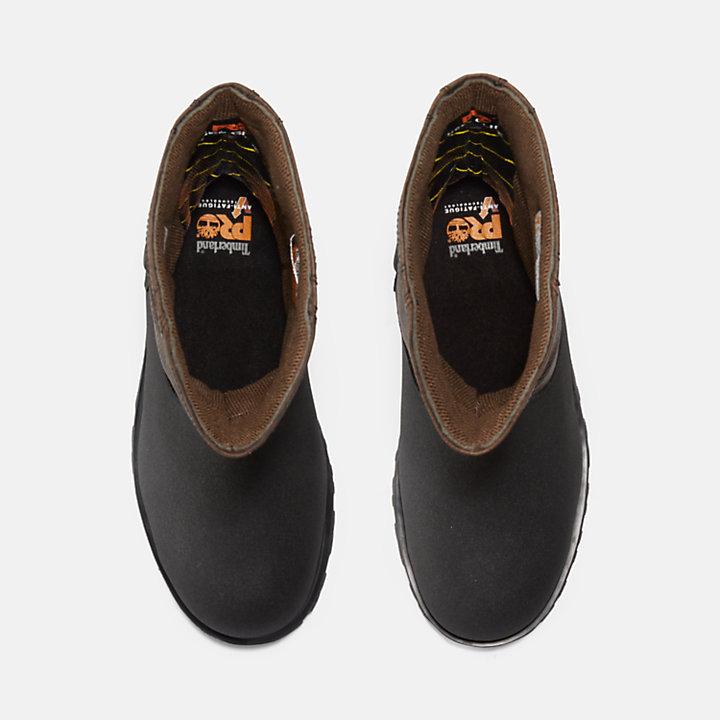Men's Timberland PRO® PowerWelt Wellington Steel Toe Work Boots-