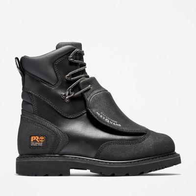 Men's Met Guard Steel Toe Waterproof Work Boot