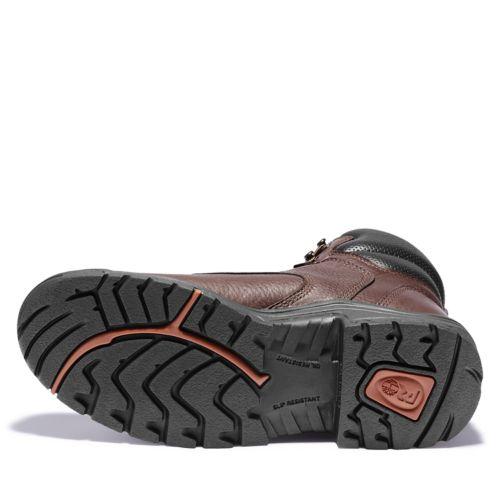 Men's Timberland PRO® TiTAN® 6-Inch Waterproof Soft-Toe Work Boots-