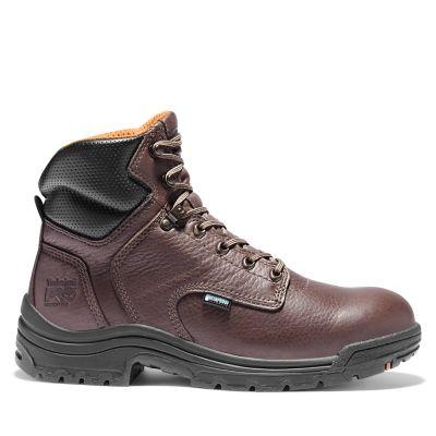 "Men's Timberland PRO® TiTAN® 6"" Soft Toe Work Boots   Timberland US Store"