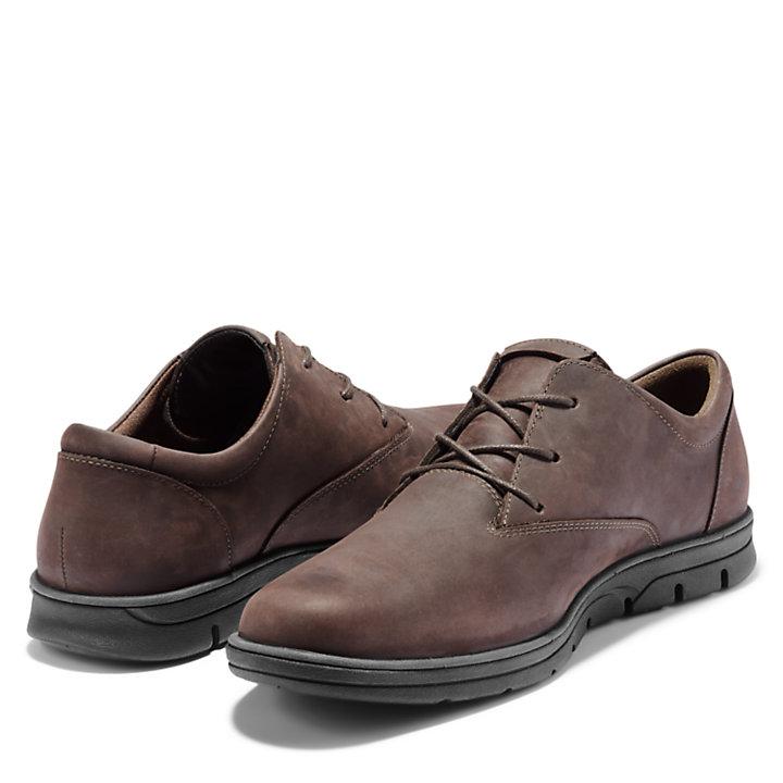 Men's Bradstreet Plain Toe Oxford Shoes-