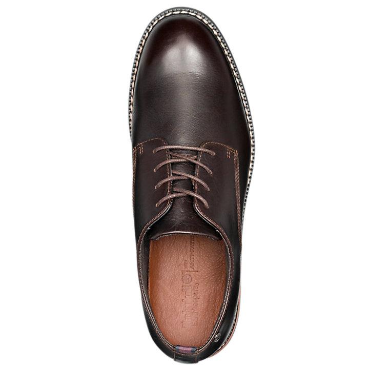 Men's Brook Park Leather Oxford Shoes-