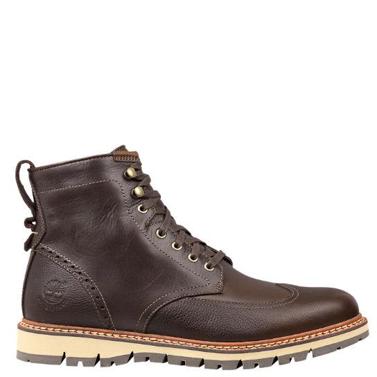 Men's Britton Hill Waterproof Wingtip Oxford Boots
