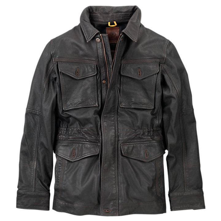 de00b30af4 Men s Mount Major Leather Field Jacket