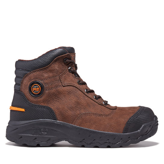 "Men's Timberland PRO® Endurance 6"" TiTAN® XL Safety Toe Work Boots"