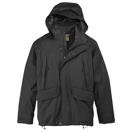 Men S Ragged Mountain 3 In 1 Waterproof Jacket
