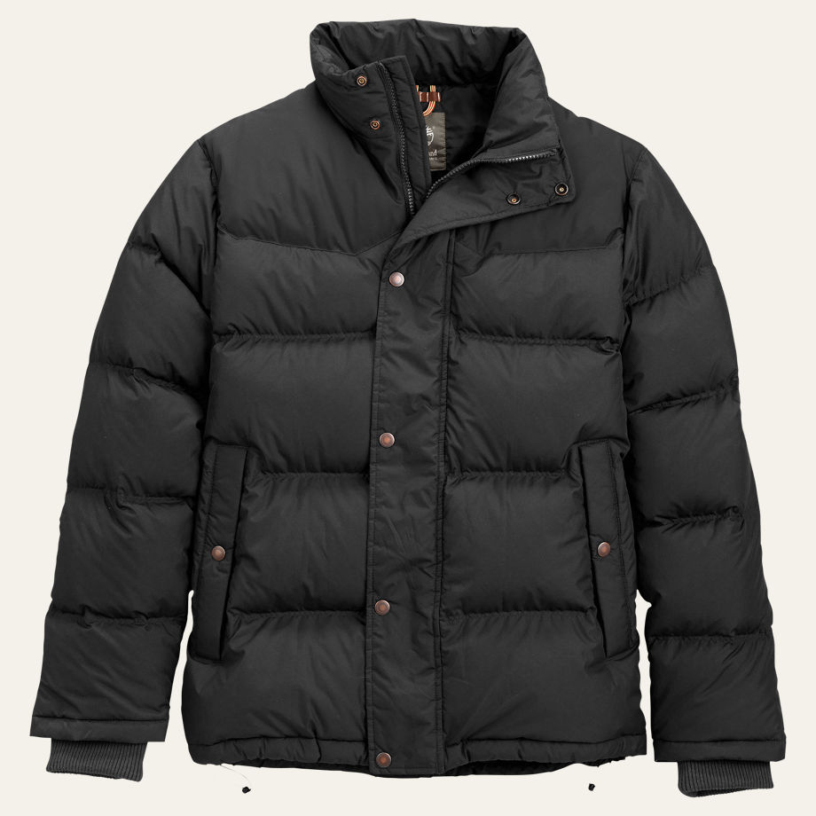 Men's Goose Eye Mountain Down Jacket