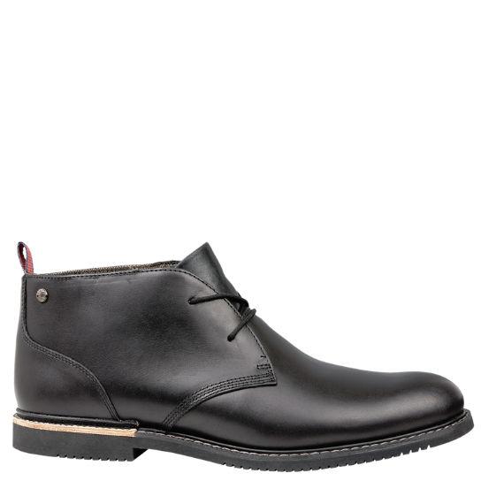 Cheapest Sale Timberland Ekbrook Park Chukka Boots Men Black