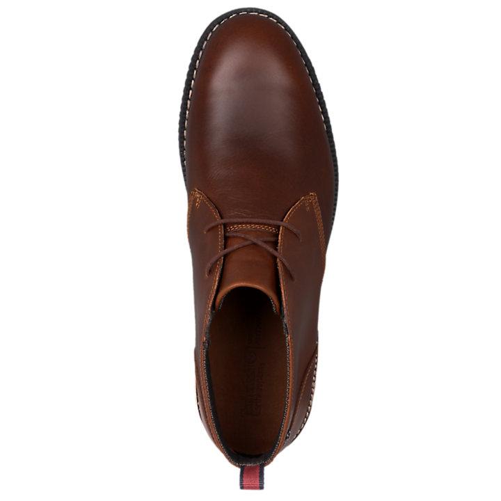 Men's Brook Park Leather Chukka Shoes-