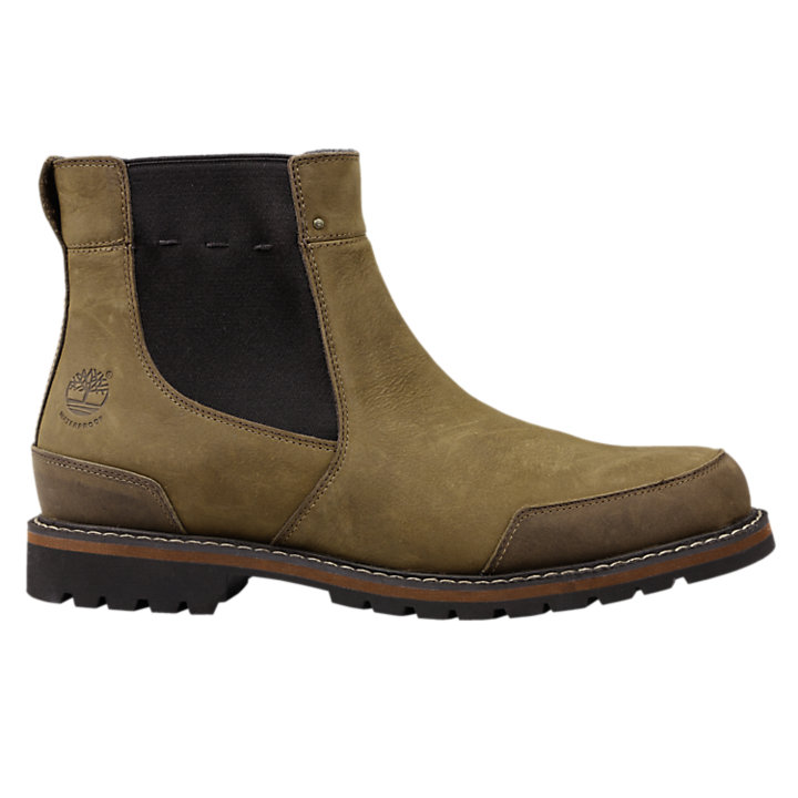 Men's Chestnut Ridge Waterproof Chelsea Boots-