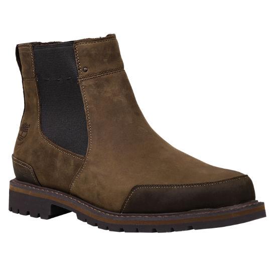 timberland s chestnut ridge waterproof chelsea boots