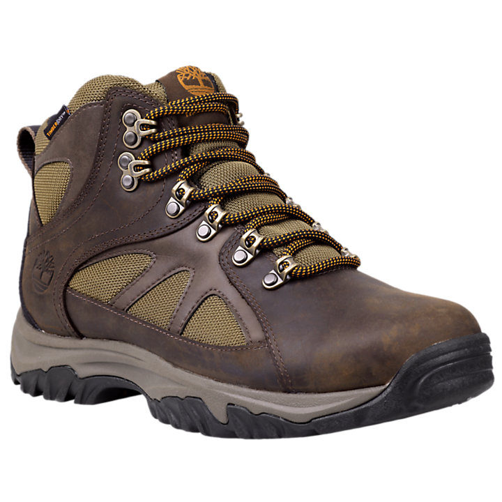 Men's Bridgeton Mid Waterproof Hiking Boots-