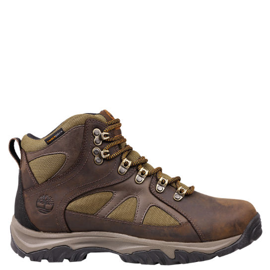 Men's Bridgeton Mid Waterproof Hiking Boots