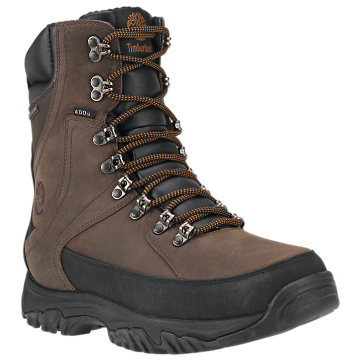 Men's Thorton 8-Inch Waterproof Insulated Hiking Boots-