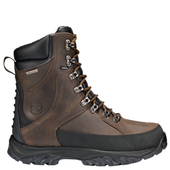 Men's Thorton 8-Inch Waterproof Insulated Hiking Boots