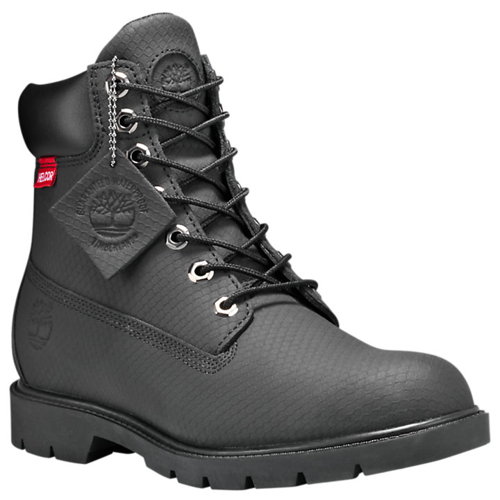 Men's 6-Inch Helcor® Leather Basic Waterproof Boots-
