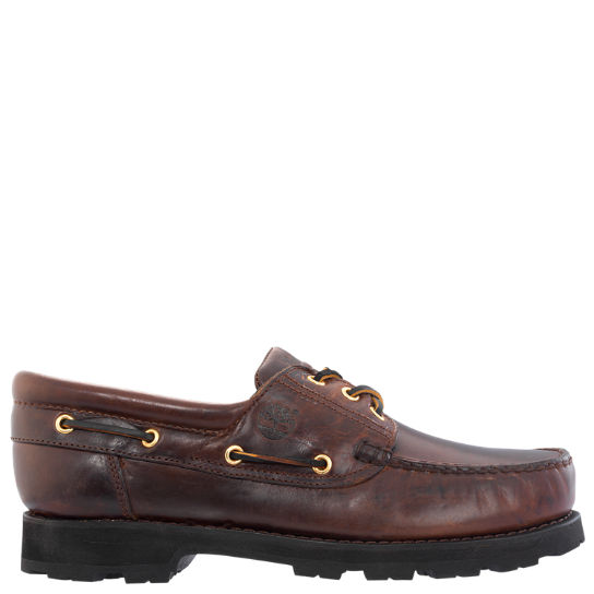 Toddler Wide Boat Shoes