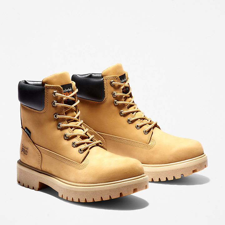 """Men's Timberland PRO® Direct Attach 6"""" Soft Toe Boots-"""
