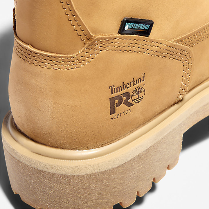 "Men's Timberland PRO® Direct Attach 6"" Soft Toe Boots-"
