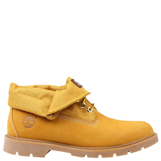 timberland s timberland roll top boots