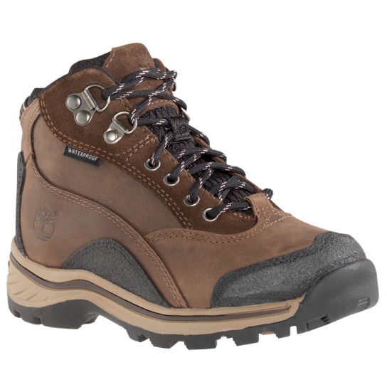 Youth Pawtuckaway Lace-Up Hiking Boots