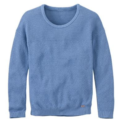 Ladies Apparel - Women's Huntington River Crew Neck Sweater