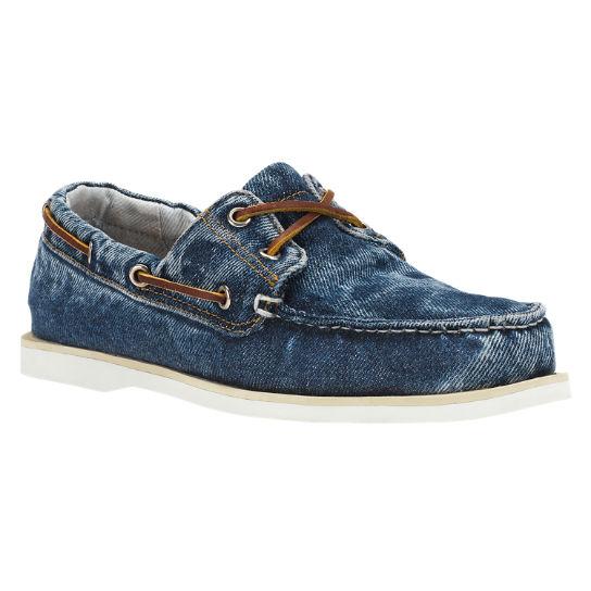 timberland custom boat shoes uk
