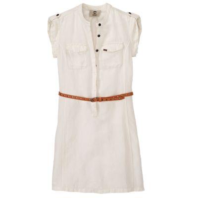 Women's Satucket River Linen Shift Dress