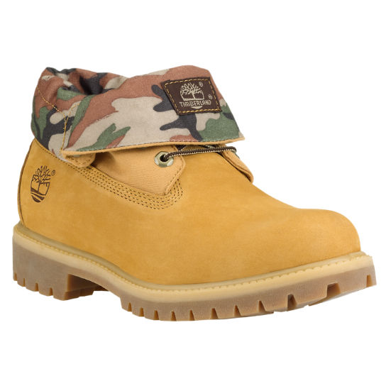 Men's Timberland® Roll Top Boots