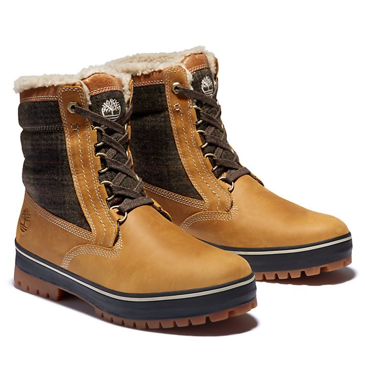 Men's Spruce Mountain Waterproof Boots-